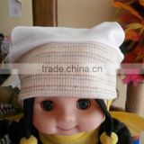 Baby 100% Organic Pima cotton hat Peru