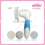 Body Face Skin Care Cleaning Wash Brush Bath SPA Cleansing System Brush