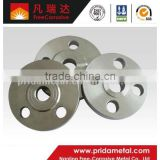 price for ANSI B16.5 carbon steel forged flange suppliers in china