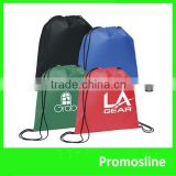 Hot Selling custom cheap promotion promotional bag backpack