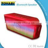 New Arrival 3 IN 1 SIZE Wireless shenzhen bluetooth speaker with Cool LED shinning Support FM radio TF Card