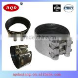 2015 Newest 8 Inch for Europea SS304 Cast Iron Pipe Clamp