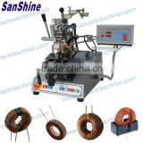 (SS900B6 series winder final coil OD 10~80mm) automatic power inductors toroid coil winding machine