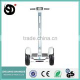 2016 hot sale CE Certification two wheel electric chariot self-balance scooter with handlebar