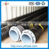 High quality cheap price chinese rubber flexible water hose for discharge and suction