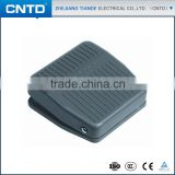 Factory Sale!! CNTD plastic series shell foot pedal switch with wire 1A1B (CFS-201)