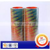 Super transparent adhesive tape color paper core printed tape