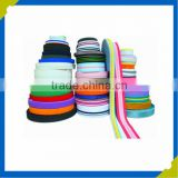2015 wide fashion custom jacquard stripes elastic waistband high elastic band webbing for garment hair band accessory                                                                         Quality Choice