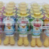 Doraemon toy with candy