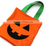 Trick or Treat Bag Felt Halloween Bag