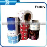 Wrapping Packaging Film for baby wipes packaging/Food packaging plastic film roll,laminated packaging film