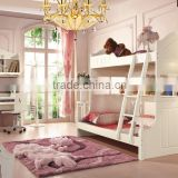 Korea design bunk beds kids bedroom furniture sets cheap GZH-HA819                                                                         Quality Choice