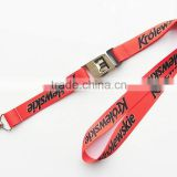 Custom beer bottle opener lanyard