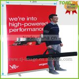 Promotional Retractable Pull up Stand,Roll up Banner Display Stand