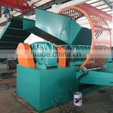 Rubber granules making machine for sale / recycled tires rubber powder price / Used tire shredder machine for sale in alibaba