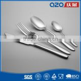 High performance thermal conductivity stainless steel fork knife dinner set cutlery