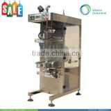 Stainless steel 304 structure easy operation Food & Beverage water filling pouch packing machine