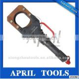 90sqmm hydraulic hand steel wire rope cutter / shears cutting tool machine FYP-90