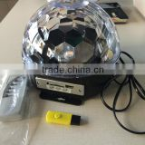 Cheap Party Light Disco Crystal Magic Ball Laser Ceiling Light for Sale