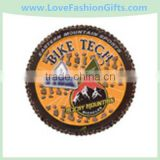 Embroidered Bike Digital-Bicycle Of The Rocky Mountains Patches