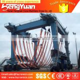 Yacht Handling Machine, Gantry Crane type boat lifts, boat lift manufacturers