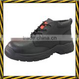 Full genuine leather PU sole safety shoes for chile market                                                                                                         Supplier's Choice