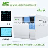 High Quality 23Liter Medical Used Steam Sterilizer Autoclave