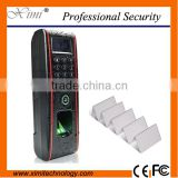 Fingerprint lock of door access control system and time attendance termina