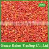 Dried Red Bell Pepper Flakes 3*3 cm