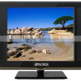 17inch Ultra-slim Small size Portable Hot sale B grade LCD TV(LCD TV made in Macau factory)