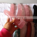 Inquiry about natural rock carved quartz gemstone crystal dildos for sale