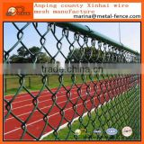 PVC Coated/Galvanized Used Chain Link Fence For School/Playground Fence (manufacture)Chain Link Fence For School/Playground