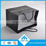 Difference types of customized paper bags flame retardant
