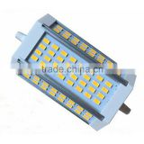 High lumen AC110-240V R7S 30W 118mm led lamp