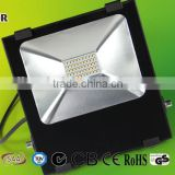 construction site led flood light , SAA UL EMC3030 120lm/w led outdoor light warranty 5 years