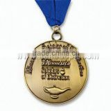 CR-MA42339_medal painted technique and sports Theme Custom professional 3d soccer metal trophy cheap trophies and medals
