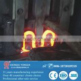 Railway spring fasteners forging induction heating machine Yongda WZP-450A/260KW