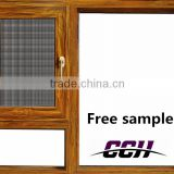 cheap new design modern aluminum windows, casement,hung,arched,fixed aluminium window manufacturer