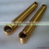 Titanium Anodized Golden Color BMX Cranks Custom Titanium Colorful Crank XACD Ti Bicycle BMX Crankset in China