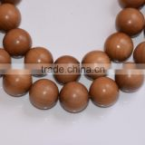 108 buddhist prayer beads/sandalwood mala necklace/religious beads necklace sandalwood mala