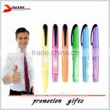 advertising highlighter marker pen with note pads