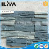 Blue Clay Brick Stack Tile Faux Stone Panels(YLD-60117)