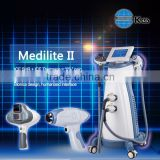 2016 KES hot selling no pain ICE technology fast IPL machine laser home laser depilator
