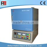 HB-BOXF-1200C PID control Laboratory High Temperature Ceramic Sintering Electric Muffle Furnace