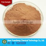Additive for concrete air entraining agent animal feed additive calcium lignosulfonate