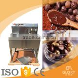 High quality chocolate moulding machine/chocolate bar making machine/small chocolate machine