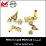 Hot sale 10-32 microdot connector M5 male connector