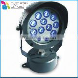 12x3w RGB 3in1 luminaire landscape lighting low voltage