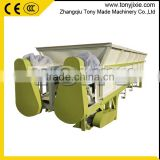 Tony manufacture horizental wood debarker wood log peeling machine