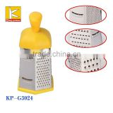 factory Stainless steel Spiral Vegetable Slicer Set/Cutter/Vegetable Chopper/Grater
